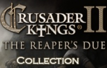 Crusader Kings II: The Reaper's Due Collection Badge