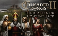 Crusader Kings II: The Reaper's Due Content Pack Badge