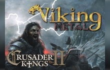 Crusader Kings II: Viking Metal Badge