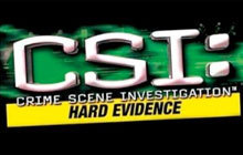 CSI: Crime Scene Investigation: Hard Evidence Badge