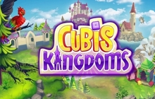 Cubis Kingdoms Collector's Edition Badge