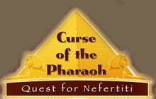 Curse of the Pharaoh Badge