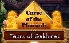 Curse of the Pharaoh: Tears of Sekhmet Badge