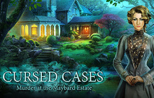 Cursed Cases: Murder at the Maybard Estate Badge