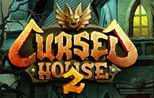 Cursed House 2 Badge
