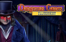 Dangerous Games: Illusionist Badge