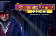 Dangerous Games: Illusionist Collector's Edition Badge