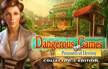 Dangerous Games: Prisoners of Destiny Collector's Edition Badge