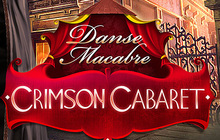 Danse Macabre: Crimson Cabaret Badge