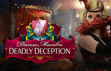 Danse Macabre: Deadly Deception Badge