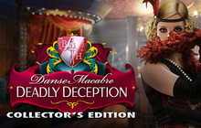 Danse Macabre: Deadly Deception Collector's Edition Badge