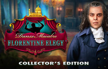 Danse Macabre: Florentine Elegy Collector's Edition Badge