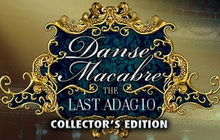 Danse Macabre: The Last Adagio Collector's Edition Badge