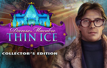 Danse Macabre: Thin Ice Collector's Edition Badge
