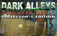 Dark Alleys: Penumbra Motel Collector's Edition Badge