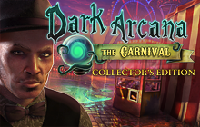 Dark Arcana: The Carnival Collector's Edition Badge