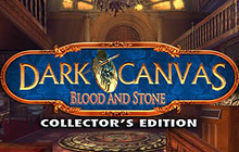 Dark Canvas: Blood and Stone Collector's Edition Badge