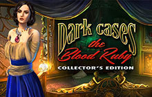 Dark Cases: The Blood Ruby Collector's Edition Badge