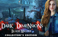Dark Dimensions: Blade Master Collector's Edition Badge