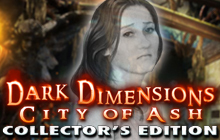 Dark Dimensions: City of Ash Collector's Edition Badge