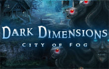 Dark Dimensions: City of Fog Collector's Edition Badge