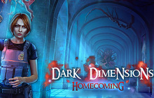 Dark Dimensions: Homecoming Badge