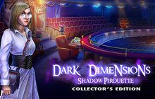 Dark Dimensions: Shadow Pirouette Collector's Edition Badge