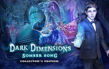 Dark Dimensions: Somber Song Collector's Edition Badge