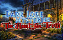 Dark Lore Mysteries: The Hunt For Truth Badge