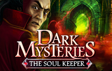 Dark Mysteries - The Soul Keeper Badge