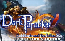 Dark Parables: Goldilocks and the Fallen Star Collector's Edition Badge