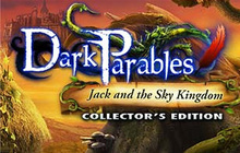 Dark Parables: Jack and the Sky Kingdom Collector's Edition Badge