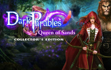 Dark Parables: Queen of Sands Collector's Edition Badge
