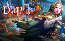 Dark Parables: Return of the Salt Princess Collector's Edition Badge