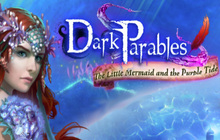 Dark Parables: The Little Mermaid and the Purple Tide Badge