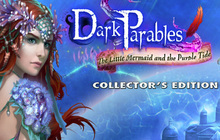 Dark Parables: The Little Mermaid and the Purple Tide Collector's Edition Badge