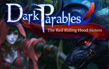 Dark Parables: The Red Riding Hood Sisters Badge