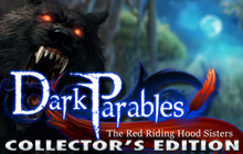 Dark Parables: The Red Riding Hood Sisters Collector's Edition Badge