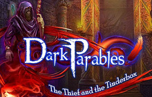 Dark Parables: The Thief and the Tinderbox Badge