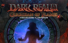 Dark Realm: Guardian of Flames Collector's Edition Badge