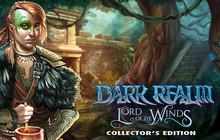 Dark Realm: Lord of the Winds Collector's Edition Badge