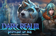 Dark Realm: Princess of Ice Collector's Edition Badge