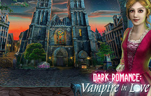 Dark Romance: Vampire in Love Badge
