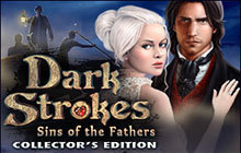 Dark Strokes: Sins of the Fathers Collector's Edition Badge