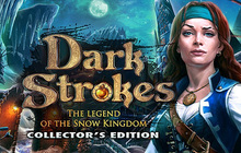 Dark Strokes: The Legend of the Snow Kingdom Collector's Edition Badge