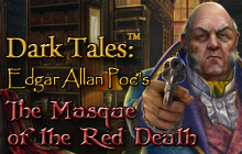 Dark Tales: Edgar Allan Poe's The Masque of the Red Death Badge