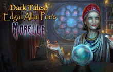 Dark Tales: Edgar Allan Poe's Morella Badge