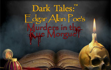 Dark Tales: Edgar Allan Poe's Murders in the Rue Morgue CE Badge