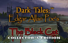 Dark Tales: Edgar Allan Poe's The Black Cat Collector's Edition Badge
