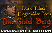 Dark Tales: Edgar Allan Poe's The Gold Bug Collector's Edition Badge